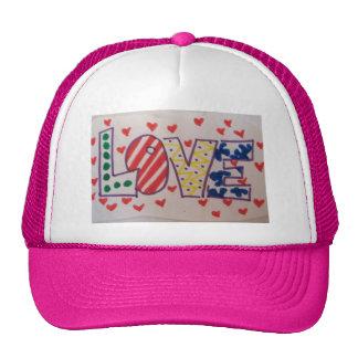 Love Cap Trucker Hats