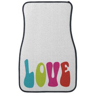 Love Car Floor Mat