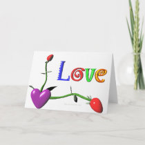 The MUSEUM Artist Series Love cards