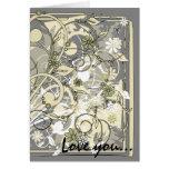 Love card...