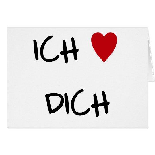 LOVE ;) CARD