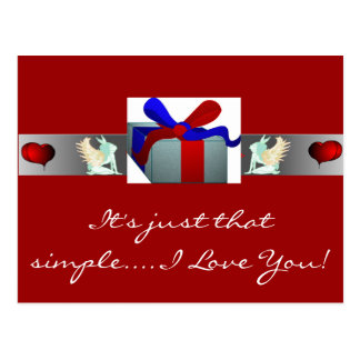 Love Cards By NotJustPictures Postcard
