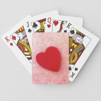 Love cards deck of cards