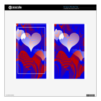 Love & Care_ Skin For Kindle Fire