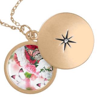 Love Cares_ Locket Necklace