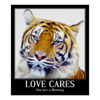 Love Cares_ Poster