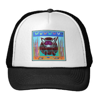 love Cartoon Animals Trucker Hat