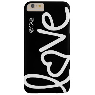 love barely there iPhone 6 plus case