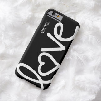 love barely there iPhone 6 case