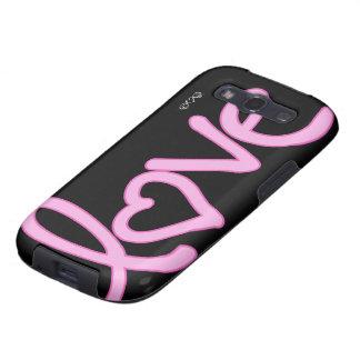 love galaxy SIII covers