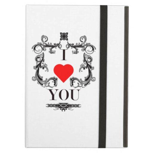 love case for iPad air