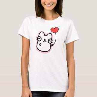 Love cat balloon T-Shirt