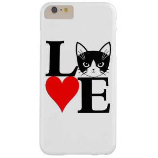 Love cat ! barely there iPhone 6 plus case
