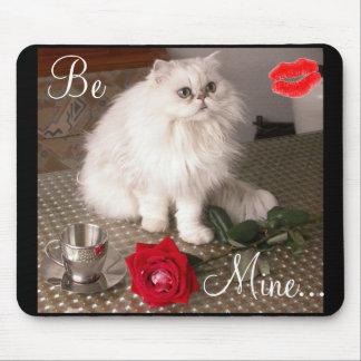 Love Cat II Mousepad - Customizable Mouse Pads