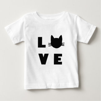Love Cats. Baby T-Shirt