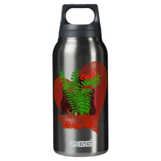 Love Cats & Greetings Insulated Water Bottle