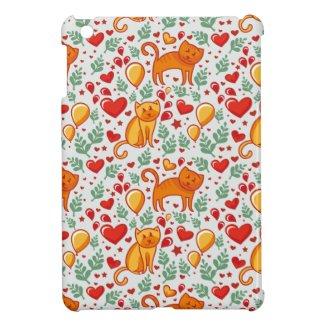Love cats iPad mini covers