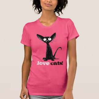 Love Cats! Tshirt