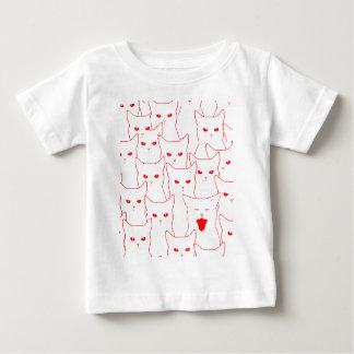 Love Catz Baby T-Shirt