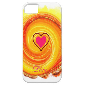 Love Cellphone design iPhone 5 Case