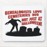 Love Cemeteries 365 Mouse Pad