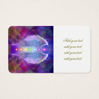 Love,chakra,angel,god,healer,healing,yoga,heal, Business Card
