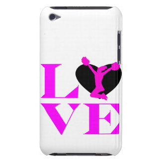 Love cheer iPod Case-Mate case