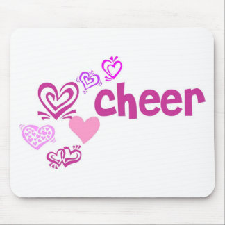 Love Cheer Mouse Pad