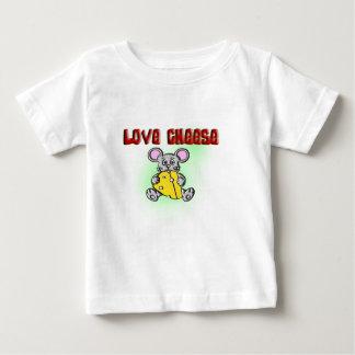 love cheese... baby T-Shirt
