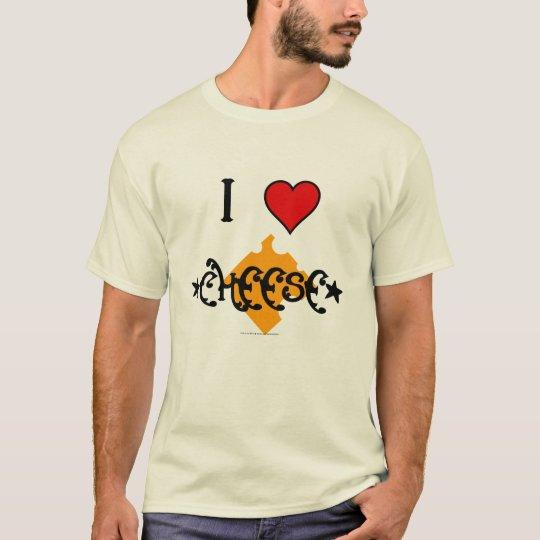 Love Cheese T-Shirt