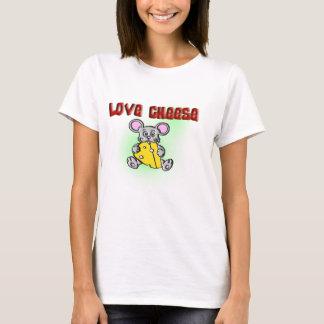 love cheese... T-Shirt