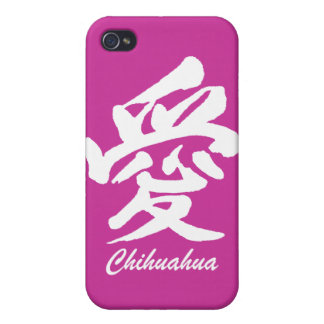 love chihuahua cover for iPhone 4