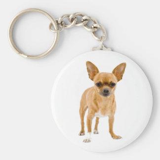 Love Chihuahua Puppy Dog Keychain