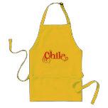 LOVE Chile !!! Adult Apron