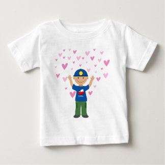 love chilean miners baby T-Shirt