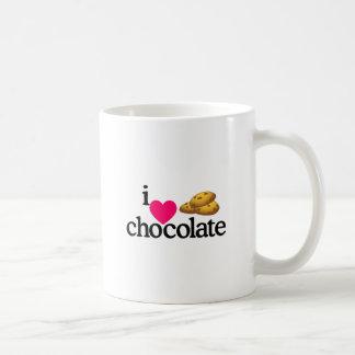 Love Chocolate Cookies Coffee Mug