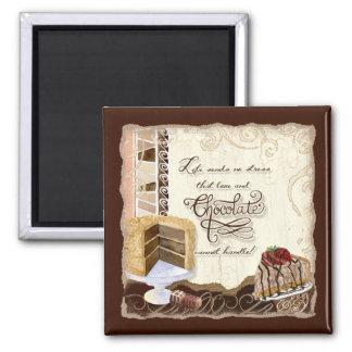Love & Chocolate Magnet