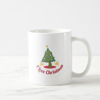 Love Christmas Coffee Mug