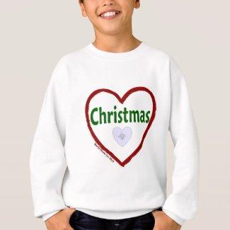 Love Christmas Sweatshirt