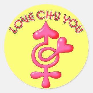 LOVE CHU YOU