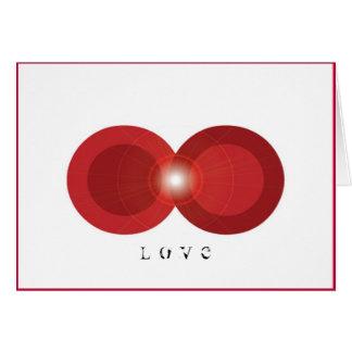 Love Circles Card