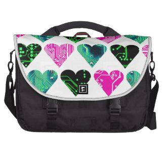 love circuit, Colors set 3 Bag For Laptop