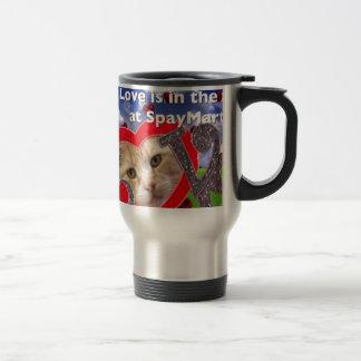 Love Claude Travel Mug