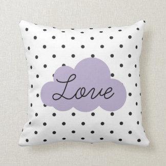 Love Cloud Throw Pillows