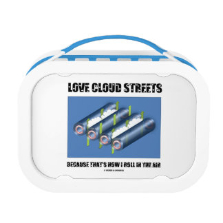 Love Cloud Streets Because That's How I Roll Air Replacement Plate