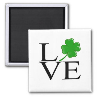 LOVE_Clover2 Magnet