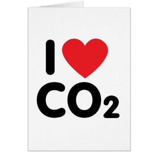 Love Co2 Card