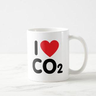 Love Co2 Coffee Mug