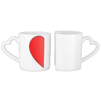 LOVE COFFE CUPS SET