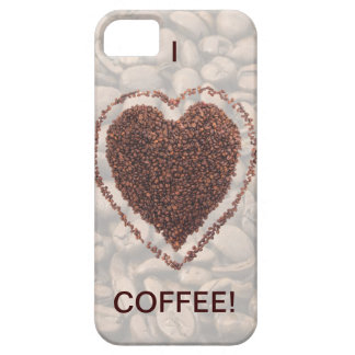 Love Coffee 4 Case-Mate Barely There iPhone SE/5/5s Case